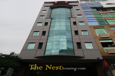 Charming, luxury office for lease on Nam Quoc Can street, district 1, Ho Chi Minh