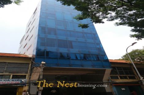 Office for lease in district 1 Ho Chi Minh city. P & T Building Pho Duc Chinh street