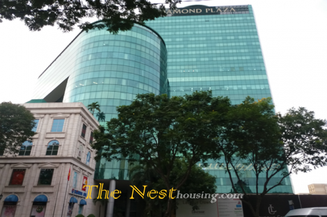 Diamond Plaza VIP, Gorgeous, luxury office for lease on Le Duan street, district 1, Ho Chi Minh