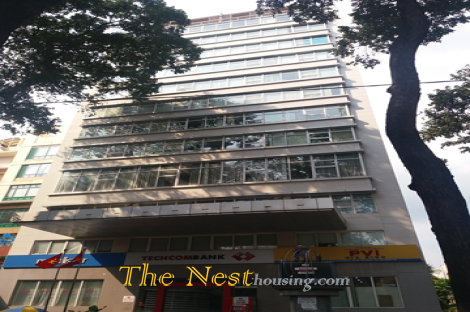 Nice office for rent in district 3, HCM city