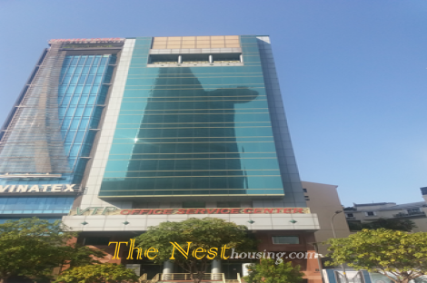 VTP Office Center office for lease in district 1 Ho Chi Minh. Modern and good location