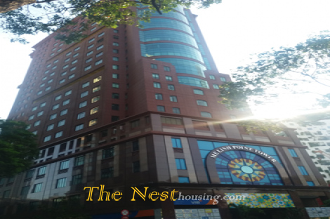 Me Linh Point Tower office for lease in district 1 Ho Chi Minh city. Best location and luxury