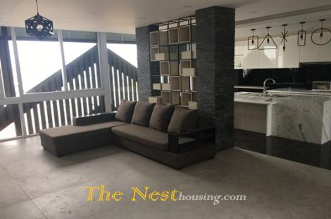 Nice Penthouse for rent in Binh Thanh