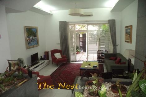Nice house for rent in Thao Dien – Very good location, quiet area, 1400USD