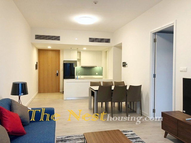 Modern apartment for rent in Gateway Thao Dien, 2 bedrooms, fully  furnished, 1200 USD
