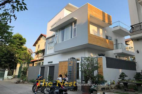 Modern house for rent in Thao Dien - 4 bedrooms