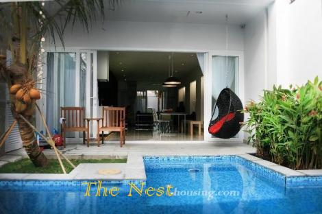 Modern HOuse for rent in Thao Dien, 4 bedrooms