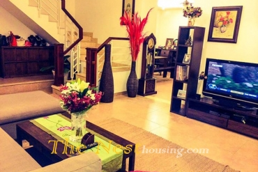 Charming house for rent in Thao Dien, 3 bedrooms, 2150 USD