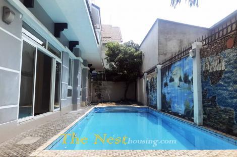 Modern house for rent near Mega Market, 4 bedrooms, 2500 USD