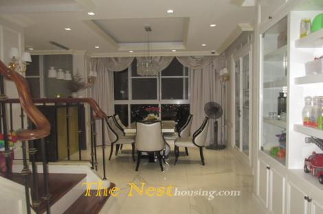 Penthouse for rent in Star Hill, Phu My Hung, District 7