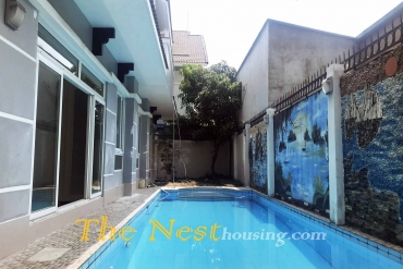 Modern house for rent near Mega Market, 4 bedrooms, 2500 USD