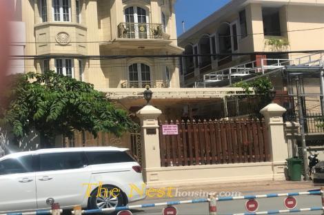 House for office Nguyen Van Huong treet, dist 2