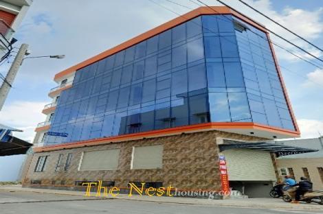 Tòa nhà văn phòng quận 9 TPHCM, dt 580m2