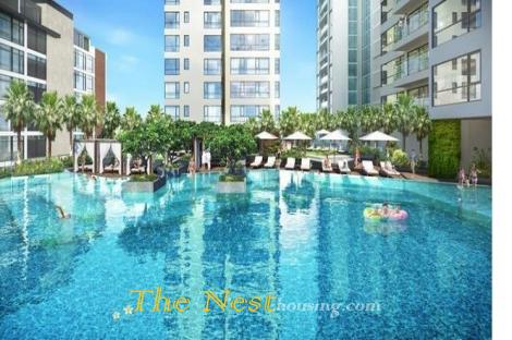 Modern apartment 4 bedrooms for rent in Gateway Thao Dien