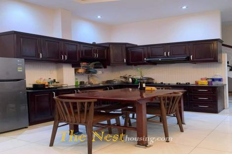 House For Rent In Thao Dien - D2 - HCMC