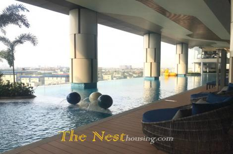 Modern apartment 3 bedrooms for rent in Q2 Thao Dien