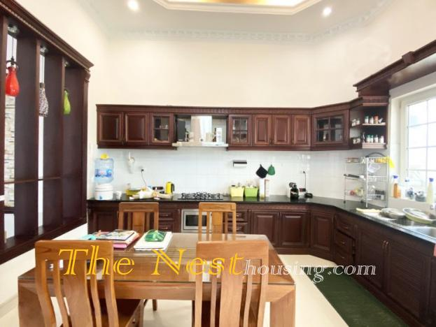 Modern house for rent in Thao Dien