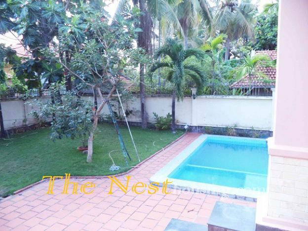 Charming villa for rent in Thao Dien