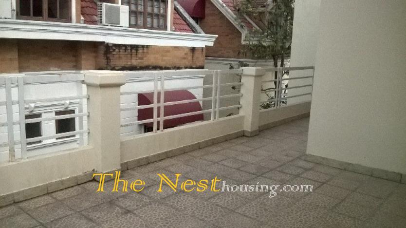 House for rent Thao Dien dist 2, has pool & Garden