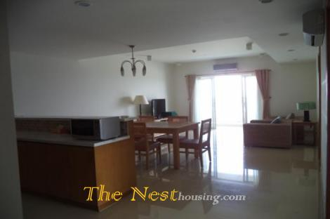 River garden Apartment for rent in Thao Dien