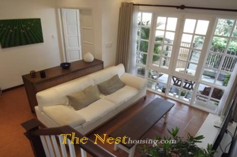 House for rent 2 bedrooms in compound, Thao Dien Ward, dist 2