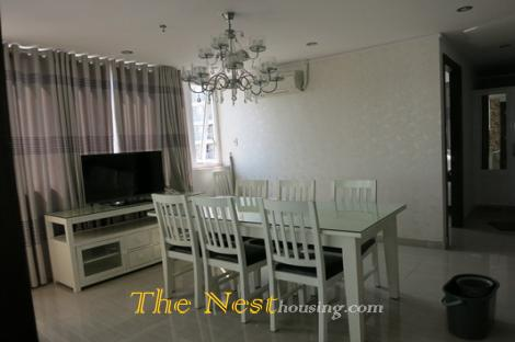 Nice penthouse for rent in Binh Thanh District