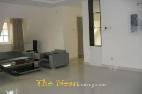 Apartment 2 bedroom for rent in Thao Dien ward, district 2 HCM