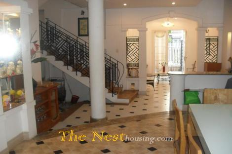 House in compound for rent, 4 beds in An Phu Ward District 2
