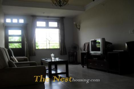 Villa in compound for rent
