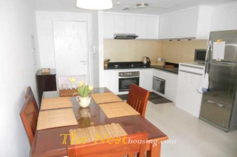 Apartment for rent with 2 bedrooms in center.