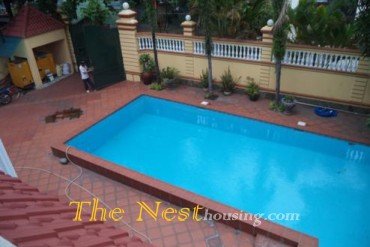 Vila for rent in Thao Dien
