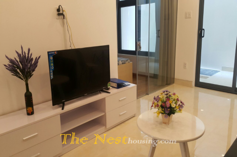 Service apartment for rent in Thao Dien, D2