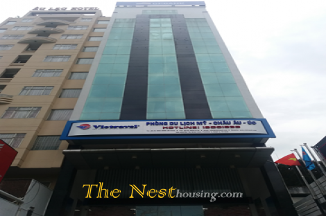 Best location Viet Travel office for lease on Nguyen Thi Minh Khai street, district 3, Ho Chi Minh city