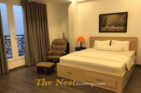 Apartment for rent in District 1, HCMC