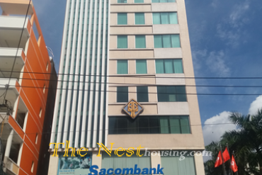 Comeco modern, luxury office for lease in district 3 Ho Chi Minh city, Dien Bien Phu street