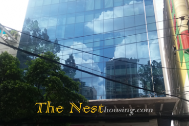 Charming, grand office for lease in district 3, HCM, at ACM building Cao Thang street