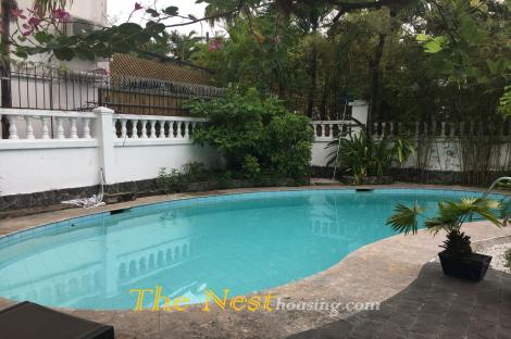 Modern villa for rent in compound, 4 bedrooms, private swimming pool, 2800 USD