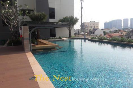 Modern apartment for rent in The Ascent, 3 bedrooms, fully furnished, 1600 USD