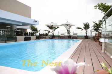 Modern apartment for rent in Thao Dien district 2 HCMC
