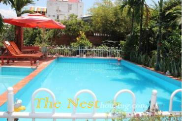 House in compound for rent, 4 bedrooms, 1500 USD