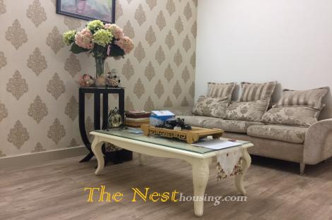 3 bedrooms for rent An Phu An Khanh apartment