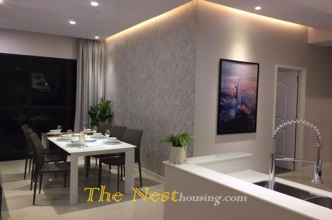 Modern apartment for rent in The Ascent, 3 bedrooms, fully furnished, 1500 USD