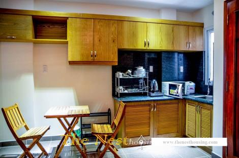 Service apartment for rent in Bình Thạnh