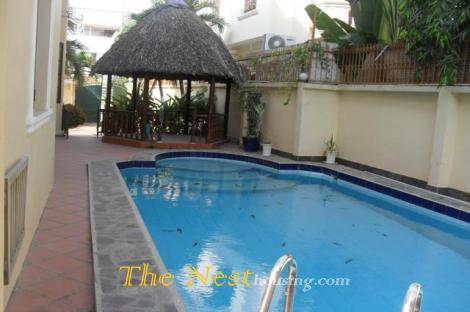 Villa for rent in Thao Dien, private swimming pool, 4000 USD
