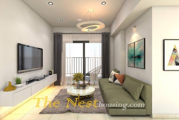 Modern apartment - 3 bedrooms for rent in Masteri Thao Dien