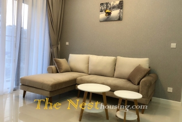 Estella Heights Tower 1 for rent- 2 bedrooms. Price: 1400 USD including management fees