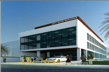 Office for rent in Thao Dien - good location