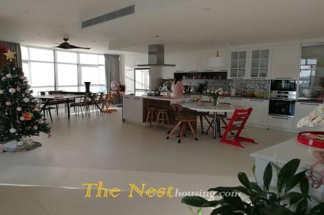 City Garden combined apartment with 4 bedrooms