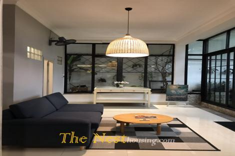 Service apartment for rent in Thao Dien dist 2