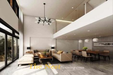 Modern house in Bao Chi Thao Dien District 2